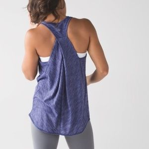 Lululemon Essential Tank - Purple